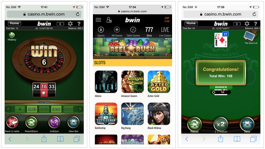 bwin casino app android download