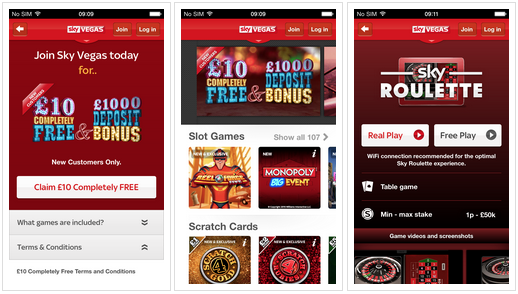 best casino mobile apps