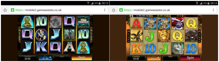 betway casino android app