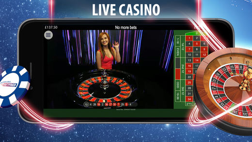 Full live casino on Android